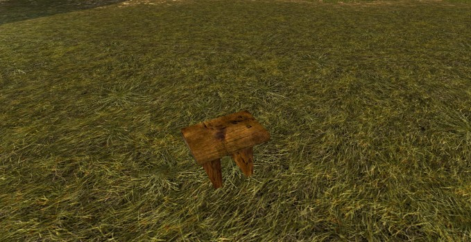 Stool – Vales of Anduin