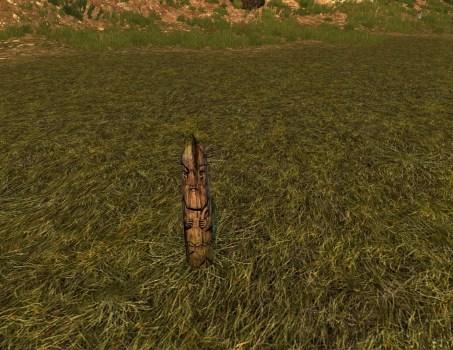Thin Woodmen Hitching Post