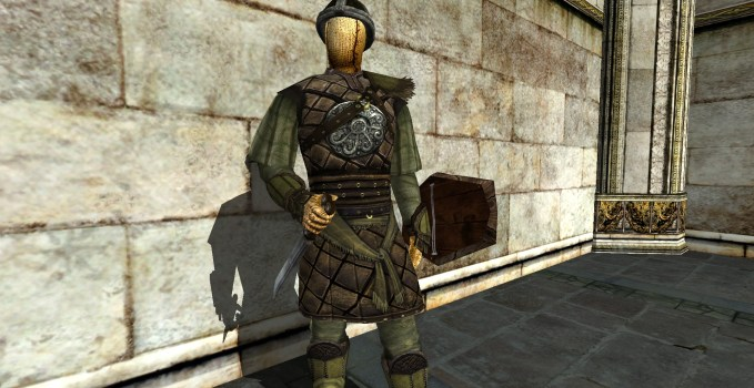 Light Armour of the Vales
