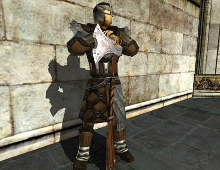 Medium Armour of the Vales