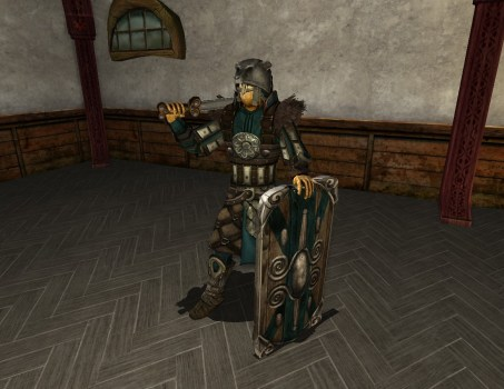 Heavy Armour of the Vales