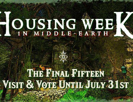 Housing Week in Middle-Earth #8 – The final fifteen !