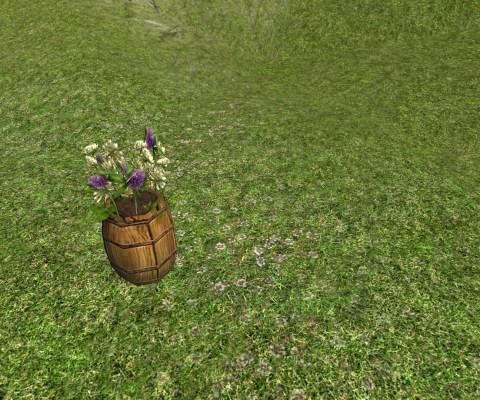 Barrel of Wild Clover