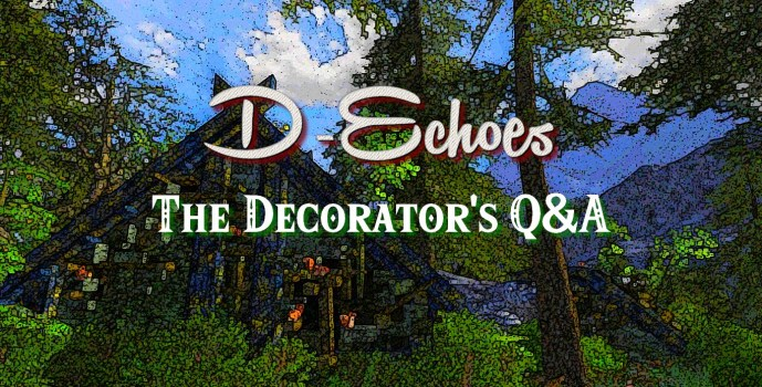 The Decorator's Q&A (With SSG Team)