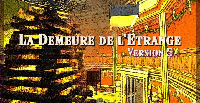 """Results : """"La Demeure de l'Étrange V"""""""