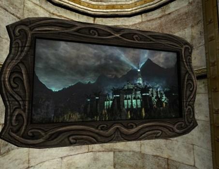 Minas Morgul Painting