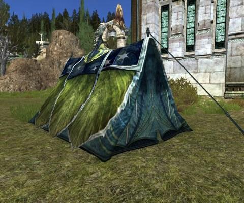 Lindon War Tent