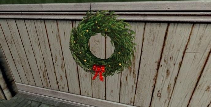 Yule-Wreath