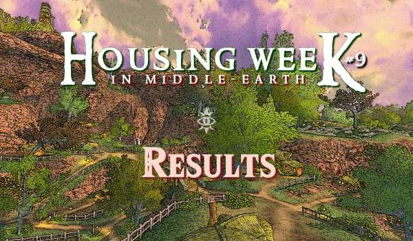 Housing Week in Middle-Earth #9 – Results