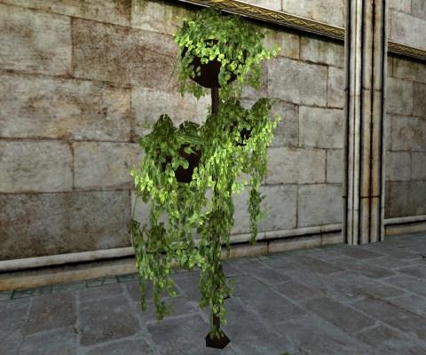 Tiered Planter of Verdant Ivy