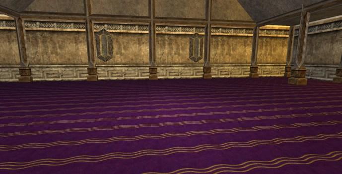Fancy Purple Carpet – Second Style