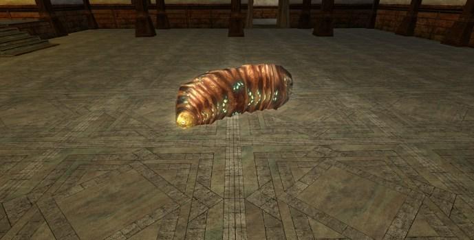 Slimy Larvae