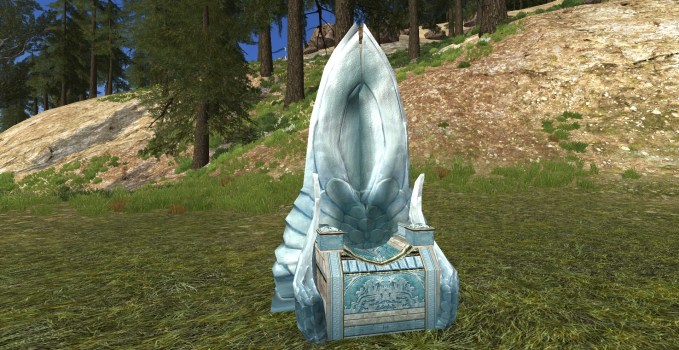 Throne of Gondor – Replica