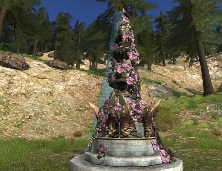 Midsummer Garden Sculpture