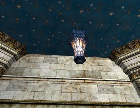 Flared Hanging Lantern