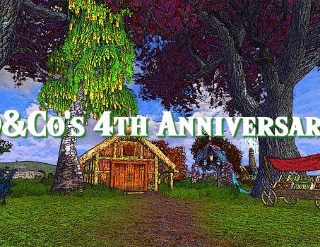D&Co du Milieu 4th Anniversary
