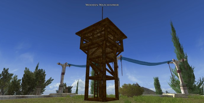 Wooden Watchtower
