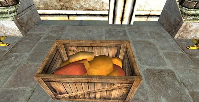 Cheesemonger's Crate