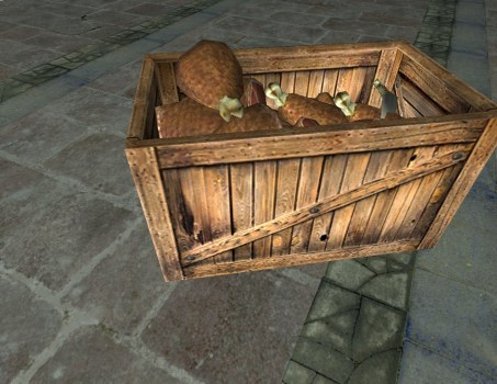 Butcher's Crate