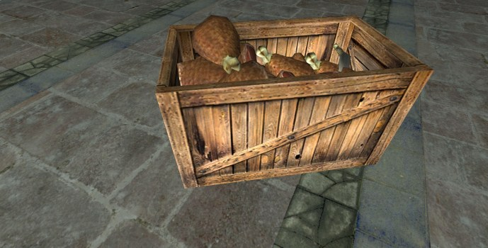 Butcher's Crate