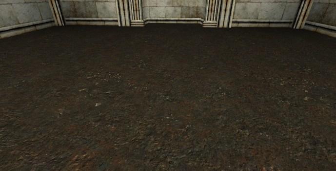 Muddy Floor