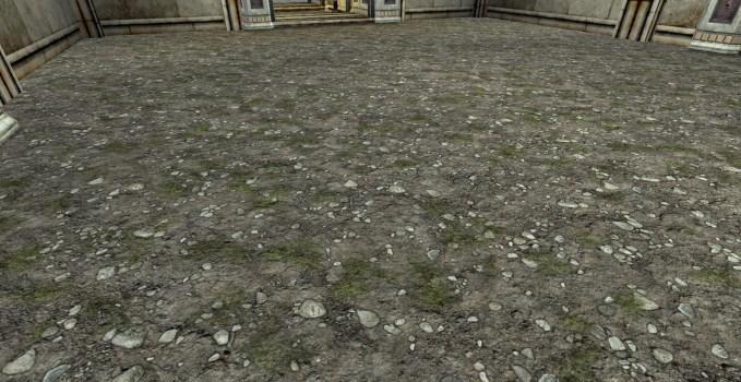 Gravel Floor