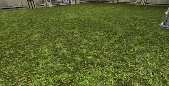 Light Grass Floor