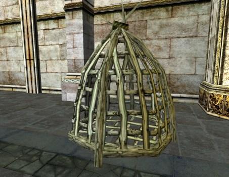 Small Dome Cage