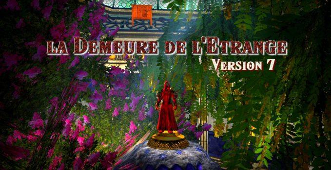 """Results : """"La Demeure de l'Étrange VII"""""""