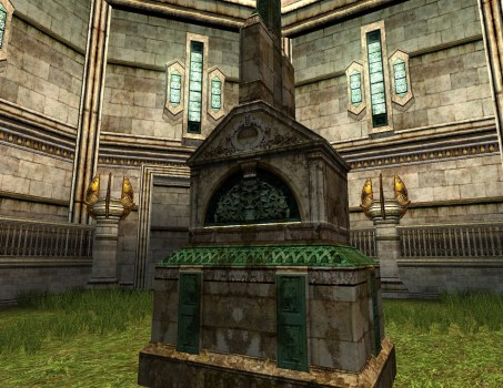 Tall Replica Arnorian Tomb