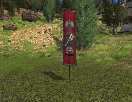 Banner of Thrain of the Longbeards (TA 2799)