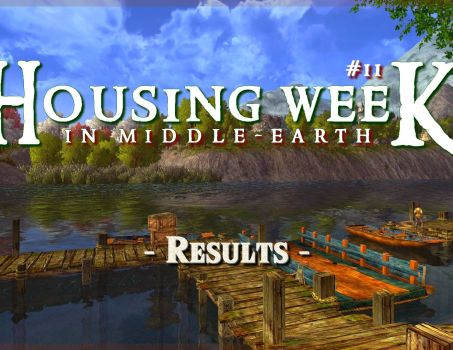 Housing Week in Middle-Earth #11 – Results