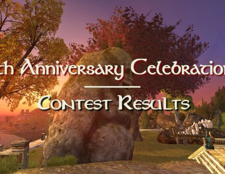 5th Anniversary Contests : Results