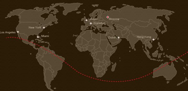 DELTON AVIATION LIMITED  Fleet  Global 8000