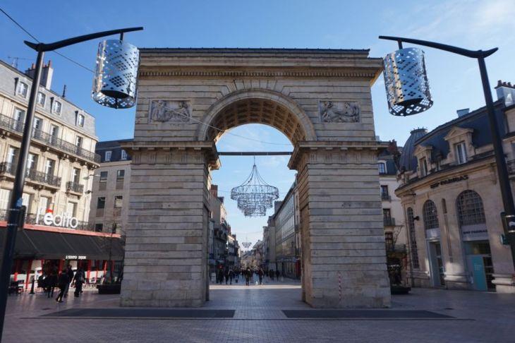 Porte Guillaume at DIJON - Tourist Office Dijon Métropole