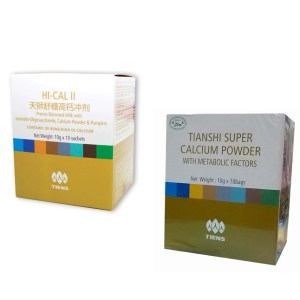 Tiens Super Calcium Powder with Metabolic Factors