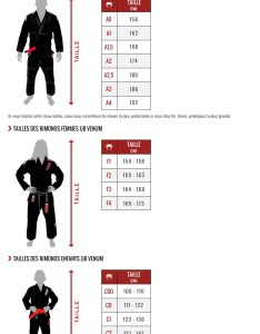 Venum size chart also koi absolute bjj gi limited edition white navy blue rh en dragonbleu