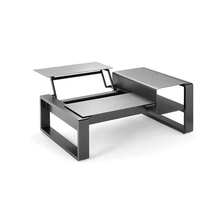 duo modular table ego paris