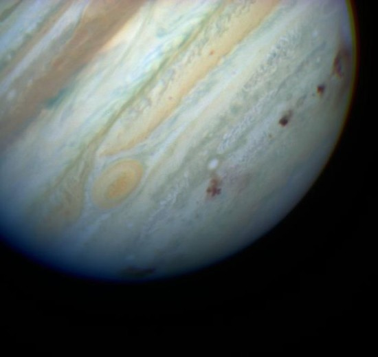 Comet Shoemaker-Levy 9 impacts Jupiter's atmosphere - Wikimedia Commons