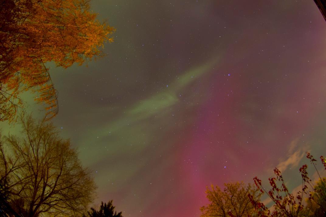 Northern Lights Iceland January