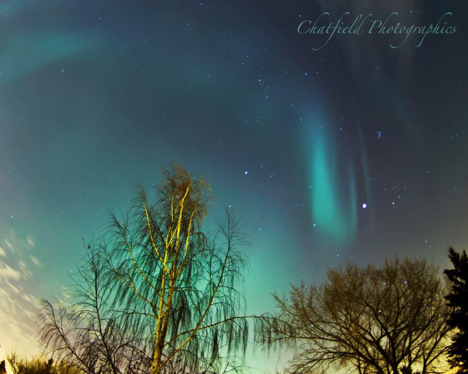 Trysil Northern Lights