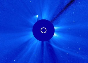 Has Comet ISON survived?