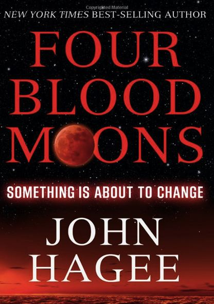 This book, published in 2013, is apparently what launched all the questions to our astronomy website about Blood Moons.  We confess.  We haven't read it.