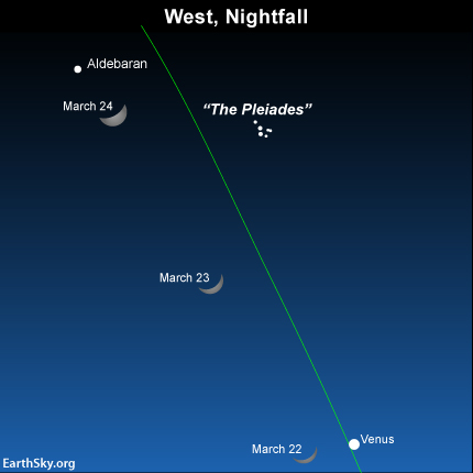 moon-venus-pleiades-aldebaran-march-22-23-24