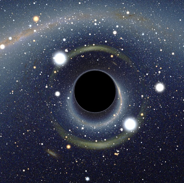Image result for black hole in space images