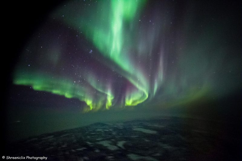 Chance See Northern Lights Tonight