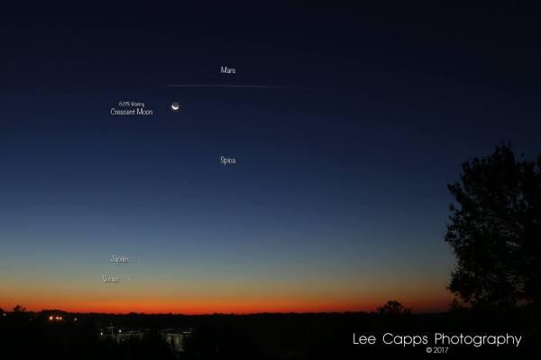 Planet Venus Moons