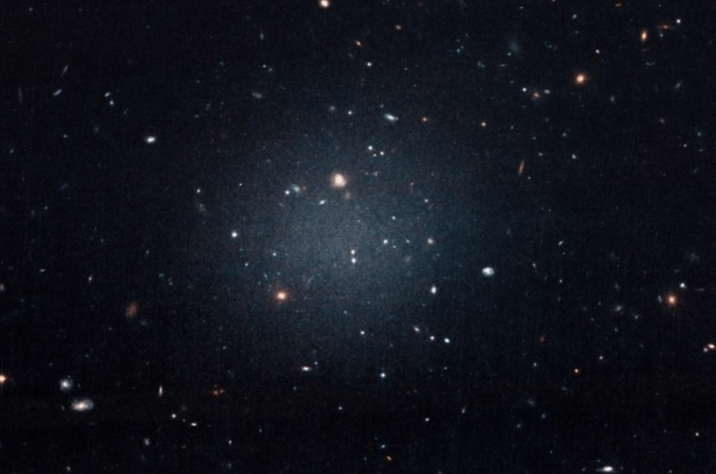 astronomers find 2nd galaxy