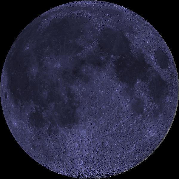black moon supermoon on