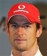 Jenson Button in profile